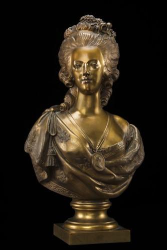 Marie Antoniette - Sculpture Style