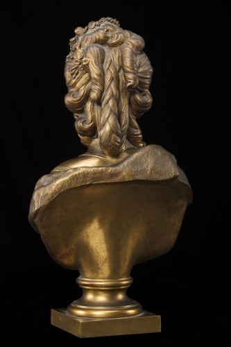 Sculpture  - Marie Antoniette