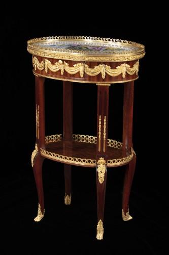 A late 19th century table  - Furniture Style Napoléon III