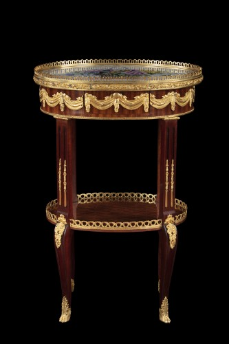 A late 19th century table  -