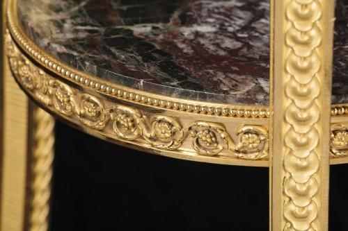 Directoire - Gueridon in bronze