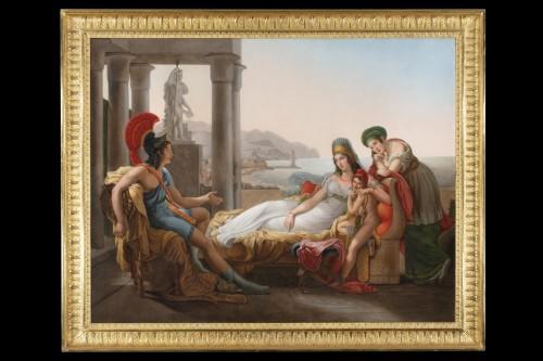 Antiquités - The lament of Dido -  F.L.  1851