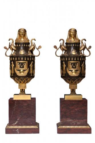 OSIRIS-CANOPUS vases