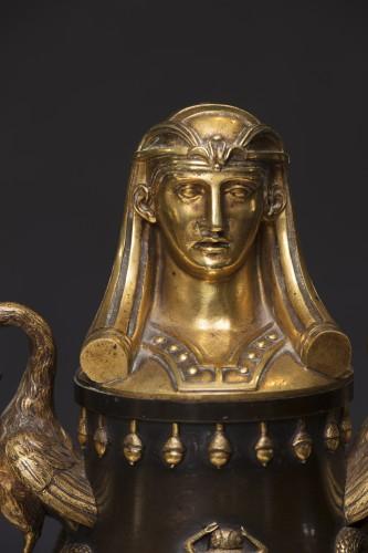 Decorative Objects  - OSIRIS-CANOPUS vases