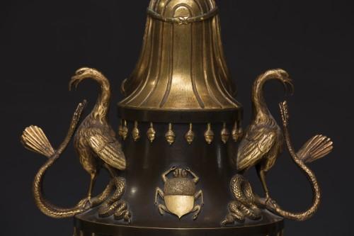 OSIRIS-CANOPUS vases -