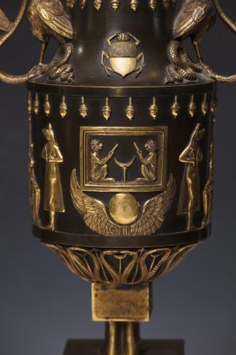18th century - OSIRIS-CANOPUS vases