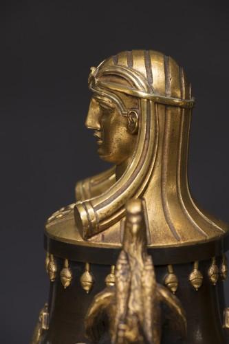 Antiquités - OSIRIS-CANOPUS vases