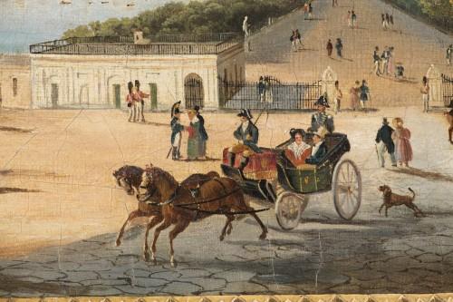 19th century - Municipal Villa of Naples