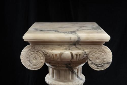 19th century - Alabaster Column