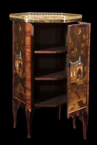 Furniture  - Chinoiserie Cabinet
