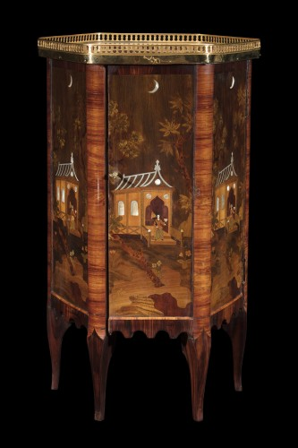 Chinoiserie Cabinet  -