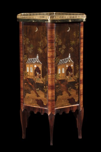 18th century - Chinoiserie Cabinet