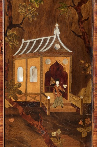 Transition - Chinoiserie Cabinet
