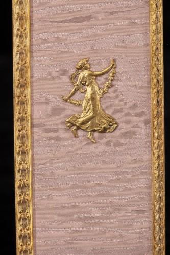 Gilded frame -