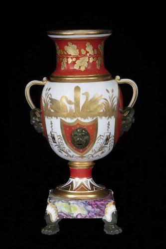 Porcelain vase - Decorative Objects Style