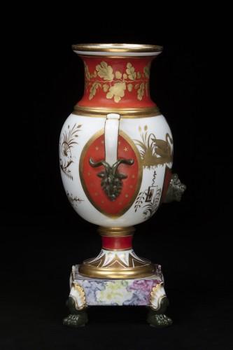 Decorative Objects  - Porcelain vase