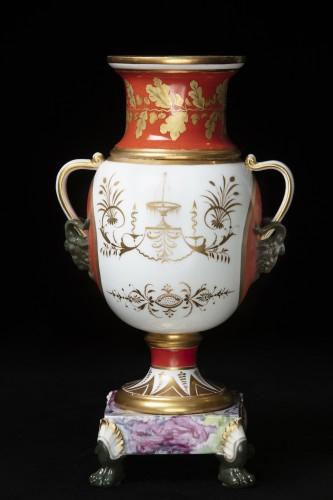 Antiquités - Porcelain vase