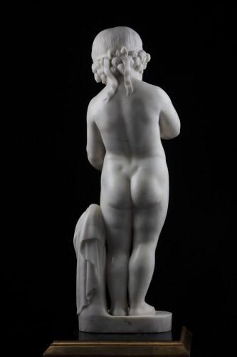 Pair of sculptures -