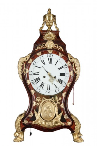 Large clock signed A.VILLACROCE ROMA