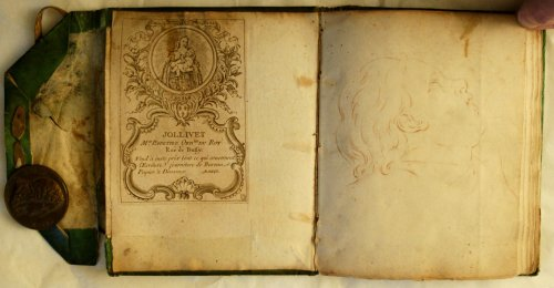 Paintings & Drawings  - Anonymous sketchbook of the mid-eighteenth century