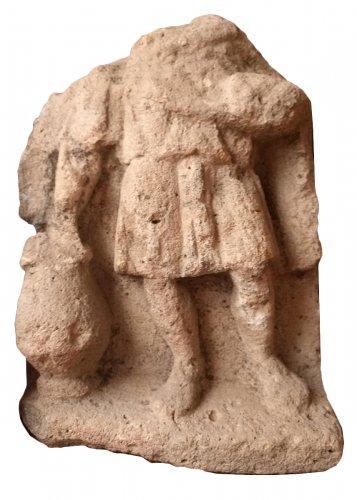 Gallo-Roman commemorative stele, 1-2nd century AD