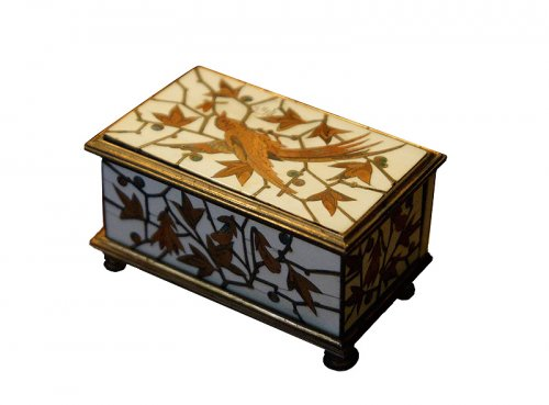 Small Jewelry Box - Duvinage & Maison Alphonse Giroux 1880