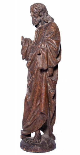 Christ figure, end of the XV th c. -