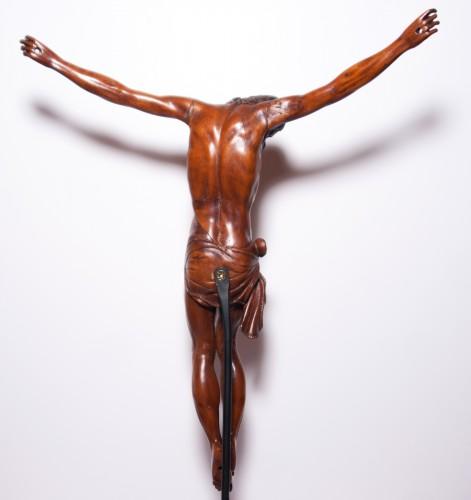 Religious Antiques  - Boxwood Christ around 1600
