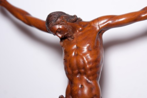 17th century - Boxwood Christ around 1600