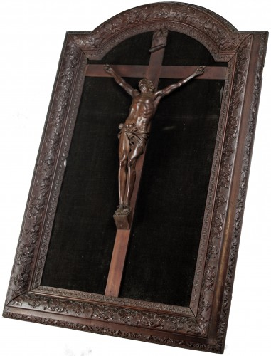 Antiquités -  Superb French Regency Period Christ from the Nancy School