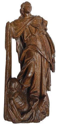 Figure of Saint Michael, 16th century