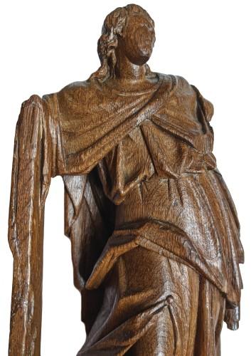 Figure of Saint Michael, 16th century -
