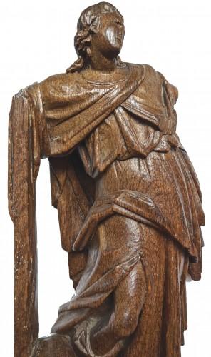 Figure of Saint Michael, 16th century - Renaissance