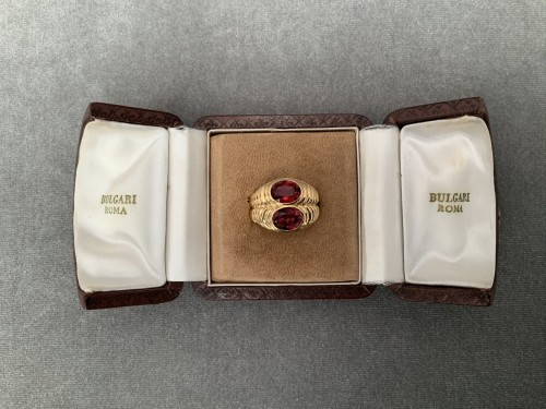 RING by BULGARI - Antique Jewellery Style