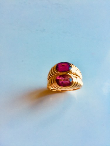 Antique Jewellery  - RING by BULGARI