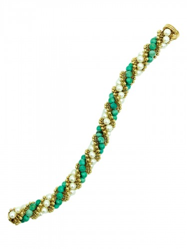 Twist bracelet by Van Cleef & Arpels