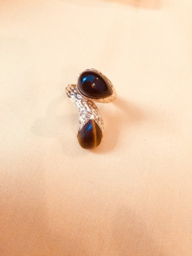 You and me ring by Boucheron   - Antique Jewellery Style