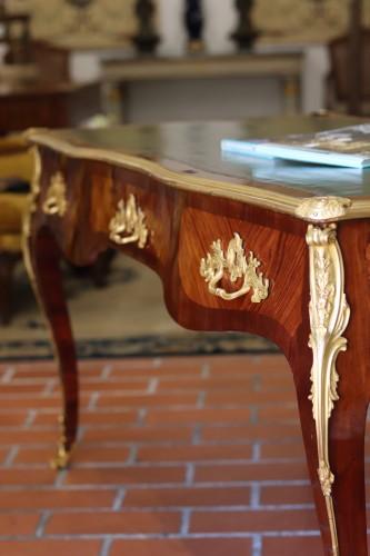 Furniture  - French Louis XV Bureau Plat