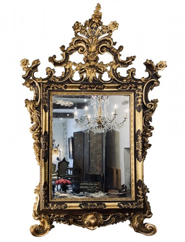 Venetian mirror circa 1740