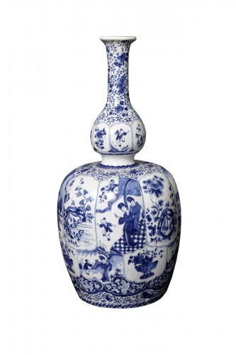 Great bottel vase, Delft, 1700-1720
