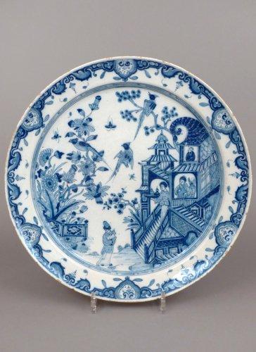18th century Delf platter