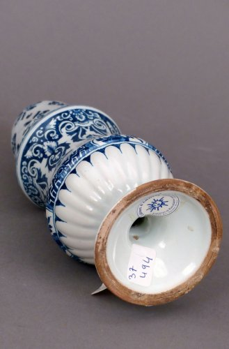 Faïence of Marseille, shaker - Porcelain & Faience Style Louis XV
