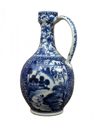 17th century Arita jug