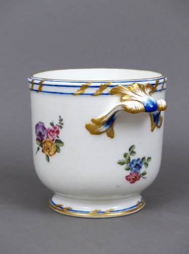18th century - 18th century glasses cooler in Vincennes