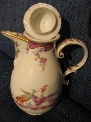 Fürstenberg porcelain set , circa 1753 - Porcelain & Faience Style
