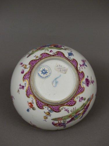 Porcelain & Faience  - Fürstenberg porcelain set , circa 1753