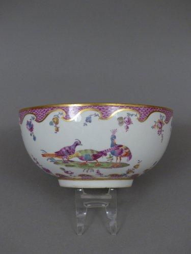 Fürstenberg porcelain set , circa 1753 -