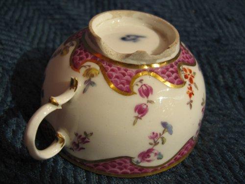18th century - Fürstenberg porcelain set , circa 1753