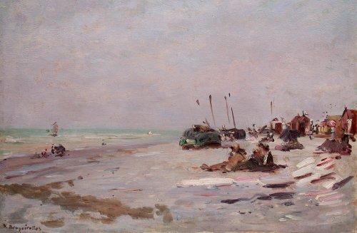 Normandy beach - Victor Brugairolles