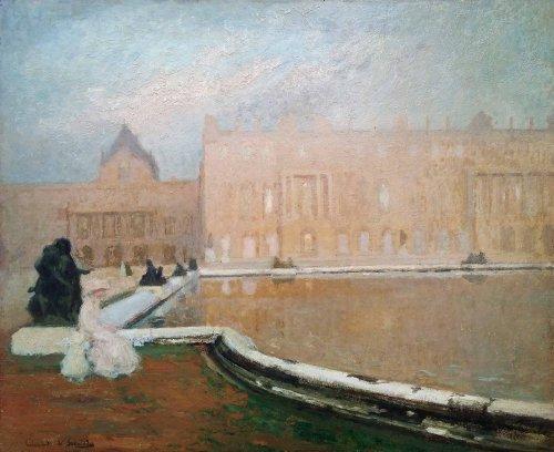 Versailles -y Guirand de Scevola (1871-1950)